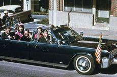 Hari Ini dalam Sejarah: Presiden AS John F Kennedy Tewas Ditembak
