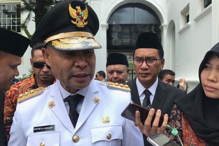 Gubernur Nusa Tenggara Timur Viktor Bungtilu Laiskodat.