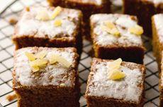 Resep Bolu Cream Cheese Jahe, Kue Sehat Penguat Kekebalan Tubuh
