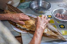 Cara Masak Beras Ketan agar Tidak Keras untuk Bikin Bacang Bangka