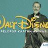 [Biografi Tokoh Dunia] Walt Disney dan Si Tikus yang Menyelamatkannya