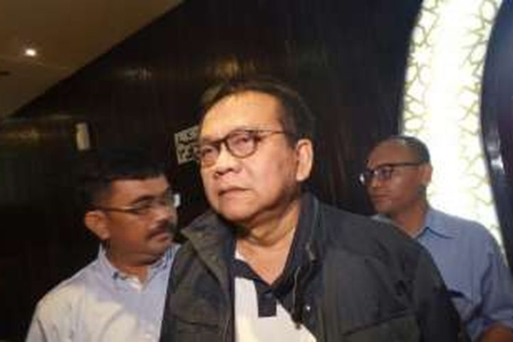 Ketua DPD Partai Gerindra DKI Jakarta Mohamad Taufik.