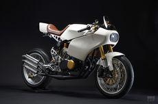 Suzuki GT380 Cafe Racer, Karya Lewat Teknik Digital