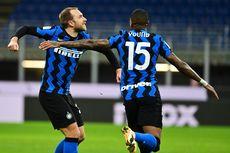 Satu Gol yang Ubah Nasib Christian Eriksen di Inter Milan...