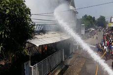 Sebuah Toko Serba Rp 20.000 Ludes Terbakar, Kerugian Capai Rp 500 Juta