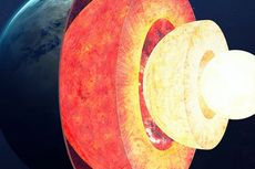 Kali Pertama, Peneliti Pastikan Inti Bumi Memang Padat, tetapi...