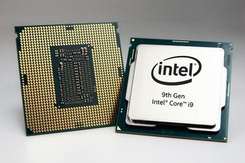 Intel Umumkan Enam Prosesor Core Generasi ke-9