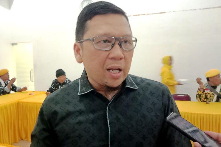 Plt Ketua DPD Partai Golkar Sumut Ahmad Doli Kurnia Tanjung mengatakan akan bertemu dengan Bobby Afif Nasution untuk membicarakan keseriusannya maju sebagai bakal calon wali kota Medan, Minggu (3/11/2019) malam