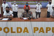 Mantan Bupati Mamberamo Raya Ditahan Terkait Kasus Dugaan Korupsi Dana Covid-19
