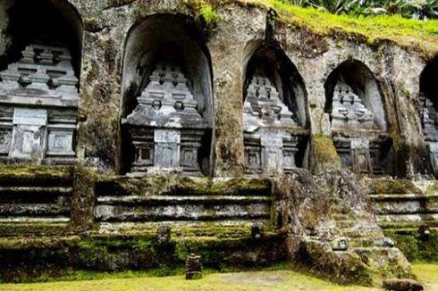 Candi Gunung Kawi di Gianyar Bikin Wisatawan Penasaran