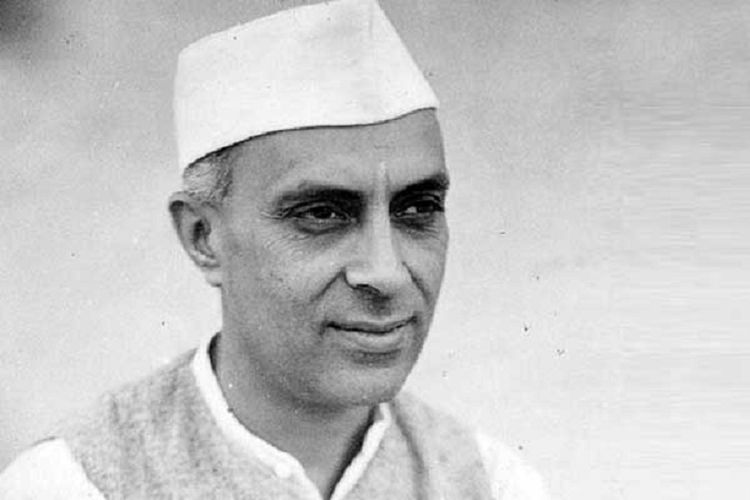 Jawaharlal Nehru, Perdana Menteri pertama India.