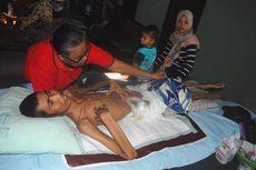 Derita Kuswanto Pascaoperasi, Tulang Pinggul Hilang, Feses Bocor di Bekas Jahitan Perut
