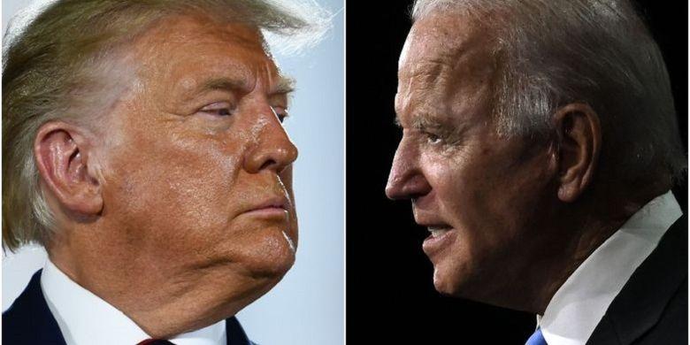 Trump: Debat dengan Joe Biden seperti Laga UFC