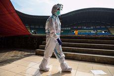 Jadi Tempat Isolasi Mandiri, Stadion Patriot Bekasi Kini Dipakai untuk Olahraga PNS