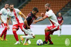 Ketahuan Pergi ke Kasino, 8 Pemain Tim Kloning AC Milan Tak Boleh Main
