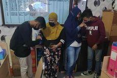 7 Penyusup Demo Mahasiswa di Banjarmasin Dipulangkan Setelah Dijemput Orangtuanya