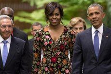 Jamuan Makan Malam Castro untuk Obama, dan Kritik Musisi Kuba...