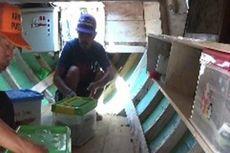 Perahu Pustaka Pattingalloang Tularkan Virus Membaca ke Anak-anak Pulau Terpencil