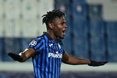 Top Skor Liga Champions, Striker Atalanta Memimpin