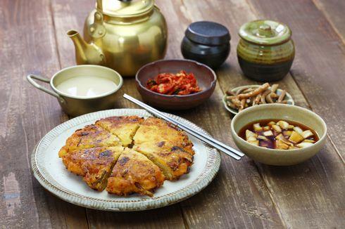 Resep Bindaetteok, Pancake Kacang Hijau Gurih ala Korea