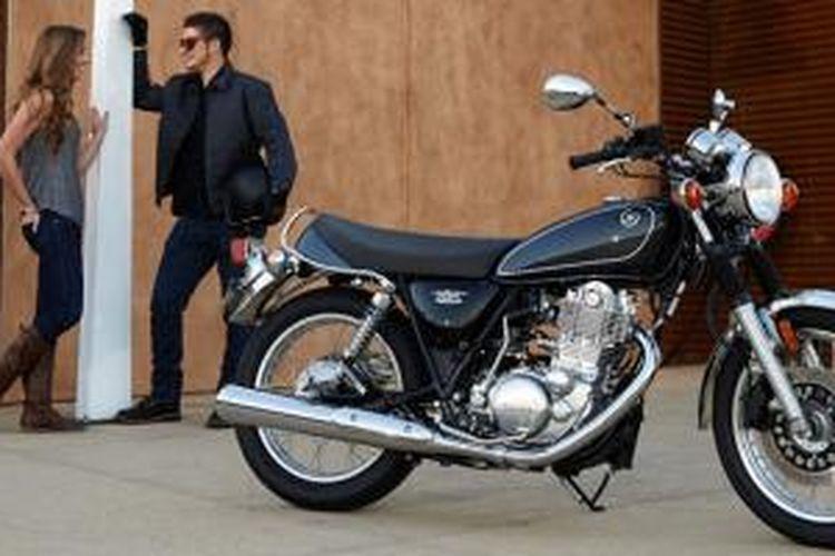 Yamaha SR400, bakal ikon baru Yamaha di segmen klasik.
