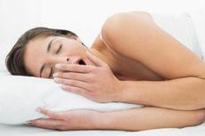 Tidur Malam Kurang dari 5 Jam Rentan Terserang Batuk Pilek