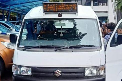 Suzuki Siapkan Armada Angkot Modern bagi Warga DKI
