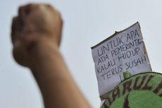Bentrok Dengan Polisi, 5 Warga Bima Dilarikan ke Rumah Sakit