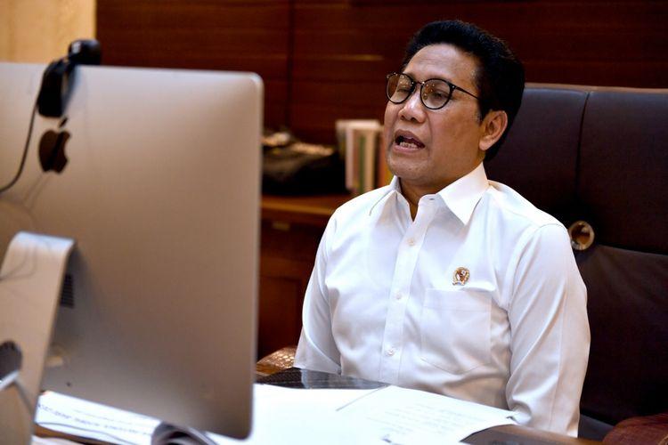 Mendes PDTT Abdul Halim Iskandar pada suatu kesempatan.