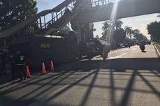 Rizieq Dijadwalkan Hadiri Sidang di PN Jaktim Hari Ini, Aparat TNI/Polri dan Mobil Water Cannon Disiagakan