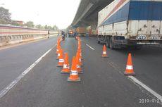 Selama 3 Hari, Ada Pemeliharaan Jalan Tol Jakarta-Cikampek