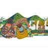Noken Papua Jadi Google Doodle Hari Ini, Berikut Filosofi dan Cara Membuatnya