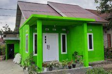 1.000 Rumah di Bengkulu Dibedah, Ini Rincian Lokasinya