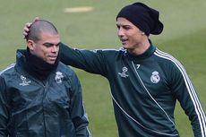 Pepe: Skandal jika Ronaldo Tak Raih Ballon d'Or