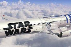 Maskapai ANA Luncurkan Pesawat Bertema Star Wars