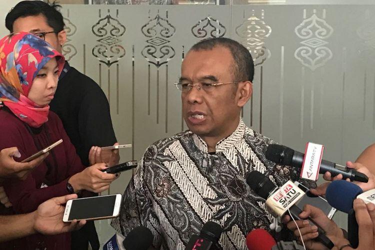 Sekretaris Kementerian Pemuda dan Olahraga Gatot S. Dewabrata.