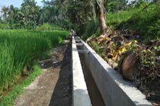 Lewat RJIT, Kementan Dukung Pemenuhan Kebutuhan Air Persawahan di Kabupaten Tasikmalaya