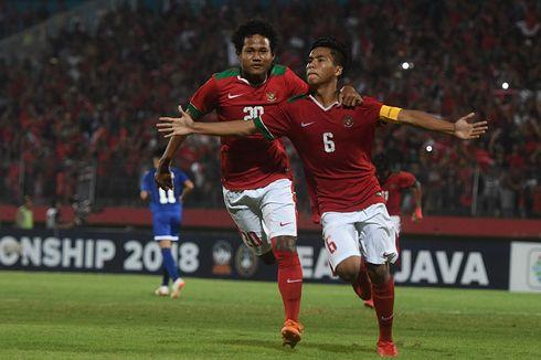 Timnas U-16 Indonesia vs Vietnam, Trio Gelandang Jadi Otak Permainan