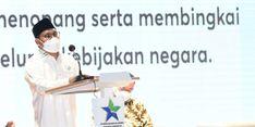 """Luncurkan Buku """"Negara dan Politik Kesejahteraan"""", Gus AMI Sebut Indonesia Butuh Reorientasi Arah Politik"""