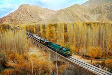 3 Fakta Trans-Iranian Railway, Warisan Dunia Terbaru UNESCO di Iran
