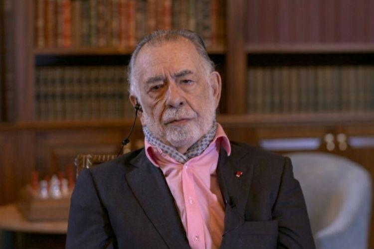 Francis Ford Coppola saat menjadi bintang tamu di Mola Living Live
