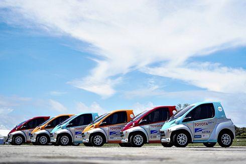 Toyota Mau Boyong Program Elektrifikasi ke Lima Lokasi Wisata Lain