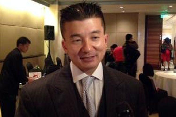 Presiden Direktur Rakuten Belanja Online, Ryota Inaba.