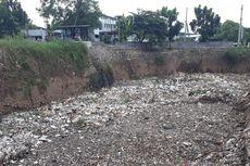 Kali Jambe di Kabupaten Bekasi, Kembali Dipenuhi Sampah dan Berbau