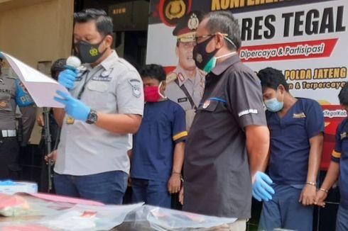 Polisi Bekuk Kawanan Perampok Perhiasan Emas dan Uang Tunai di Tegal