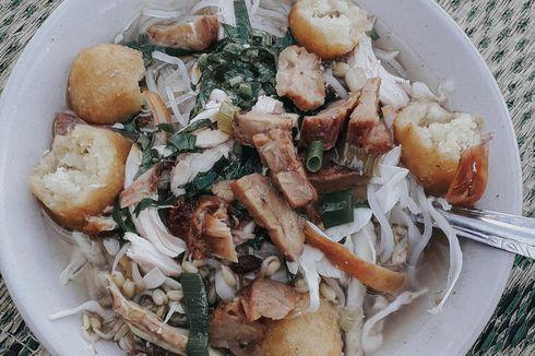 Resep Soto Ayam Lenthok Yogyakarta ala Chef Vindex Tengker