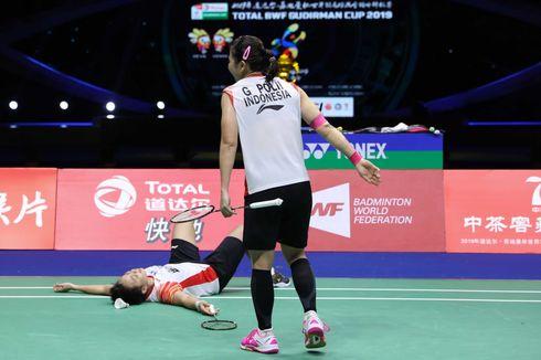 Greysia/Apriyani Kandas, Indonesia Sisakan 4 Wakil di China Open 2019