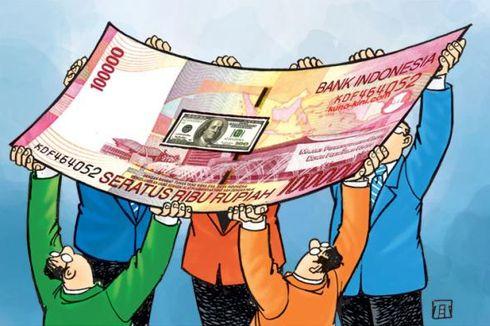 Bagaimana Bila Kurs Rupiah Melemah sampai Rp 20.000 per Dollar AS?
