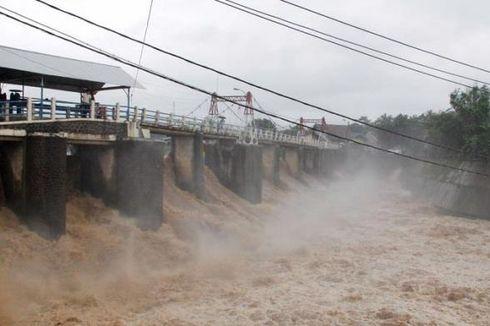 Bendung Katulampa Siaga II Sekarang, Banjir Segera Genangi Bantaran Ciliwung