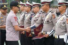 Bantu Ibu Hamil yang Terjebak Kemacetan di Lembang, 5 Polisi Dapat Penghargaan